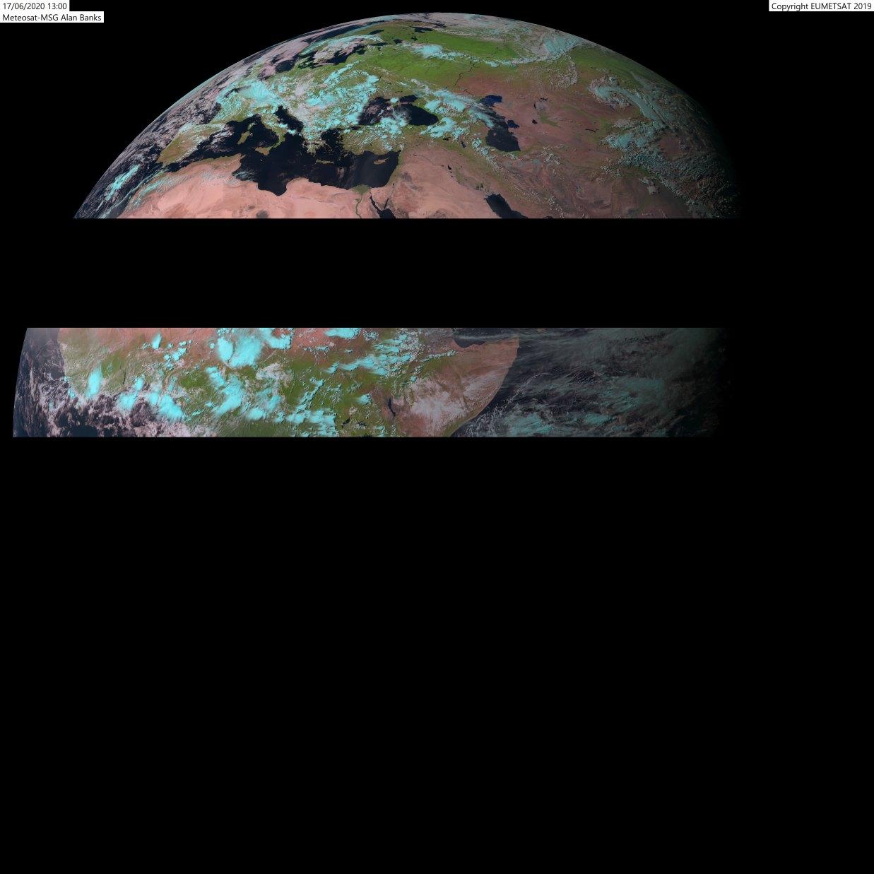 Meteosat 8 IODC
