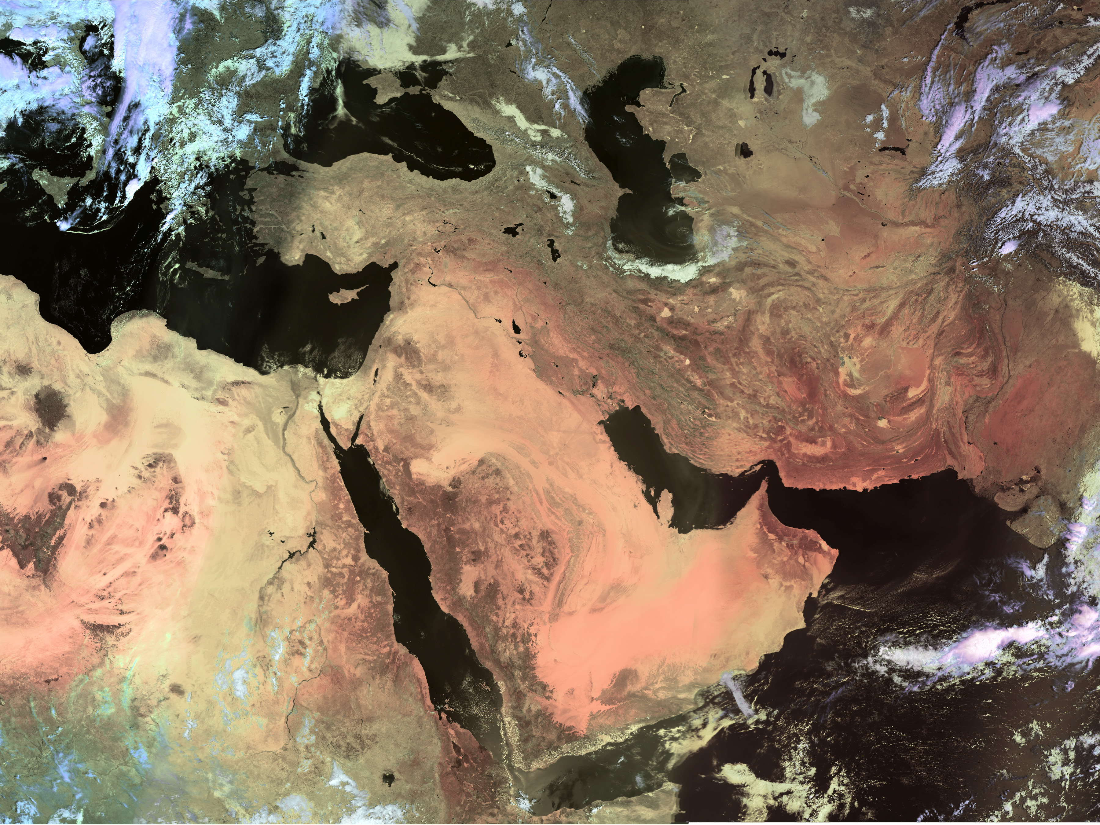 High Resolution Weather Satellite Images - World weather satellite map live